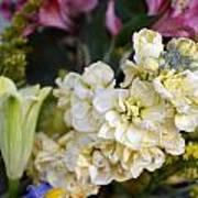 Bouquet Flower Art Print