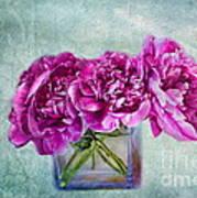 Bouquet Of Beauty Art Print