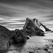 Bow Fiddle Rock 1 Print by Dave Bowman