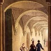 Box Entrance To The English Opera Art Print