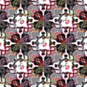 Boxer Abstract 20130126v4 Art Print