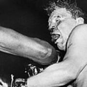 Boxer Near His Limit Art Print