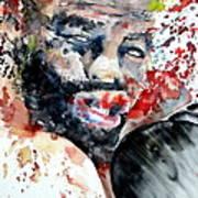 Boxing II Art Print