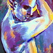 Boy S Figure Art Print