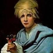 Boy With A Turban Art Print