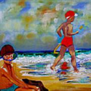 Boys Own Art Print