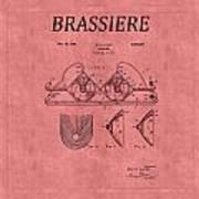 Bra Patent 21 Art Print