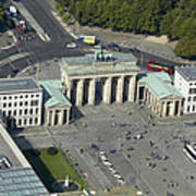 Bradenburg Gate, Berlin Art Print