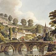 Bradford, From Bath Illustrated Art Print