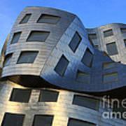 Brain Institute Building Las Vegas Art Print
