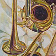 Brass At Rest Art Print
