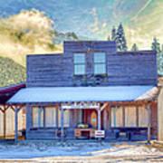Brauer Real Estate Linwood Kansas Art Print