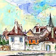 Bray Sur Seine 02 Art Print