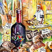 Bread From Bergamo Art Print