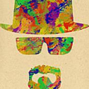 Breaking Bad - 8 Art Print