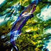 Breathing Water Art Print