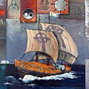 Brendan Voyage Art Print