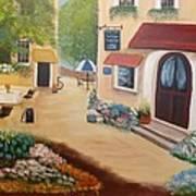 Brenda's Town Art Print