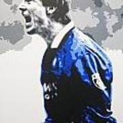 Brian Laudrup - Glasgow Rangers Fc Art Print