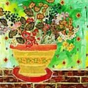 Bric A Brac Art Print by Diane Fine
