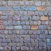Brick Patern-1 Art Print