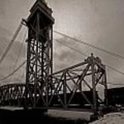 Bridge Again Art Print