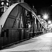 Bridge Arches Art Print