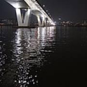 Bridge Korea Art Print