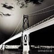 Bridge To Poughkeepsie 2 Art Print