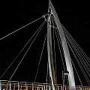 Bridge To The Keeper Art Print
