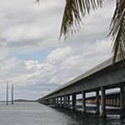Bridges Over The Sea Art Print
