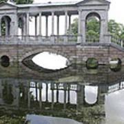 Bridge's Reflection Art Print