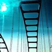 Bridges To Heaven Art Print