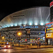 Bridgestone Arena - Nashville Art Print
