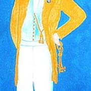 Brigham Young Held The Keys Art Print