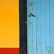 Bright Colors Of The Caribbean Art Print
