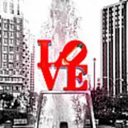 Brightest Love Print by Bill Cannon