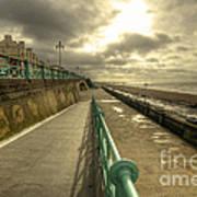 Brighton Promenade Art Print