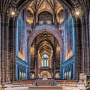 British Cathedral Art Print