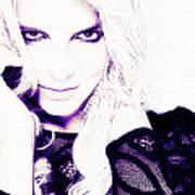 Britney Spears Art Print