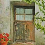 Brittany  Door Art Print