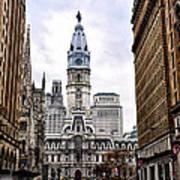 Broad Street Philadelphia Art Print