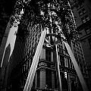 Broadway Nyc Art Print