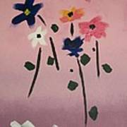 Broken Vase Art Print