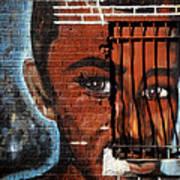 Bronx Graffiti - 2 Art Print