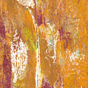 Bronze And Gold Art Print