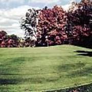 Brookhill Golf Course Art Print