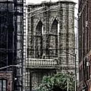 Brooklyn Bridge 7 Art Print