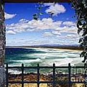 Broulee Beach Art Print