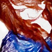 Brown Eyed Girl Art Print